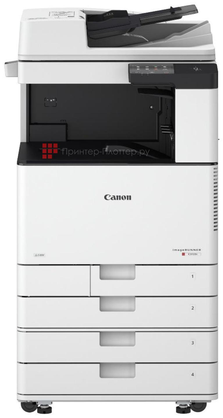 Особенности Canon imageRUNNER C3125i
