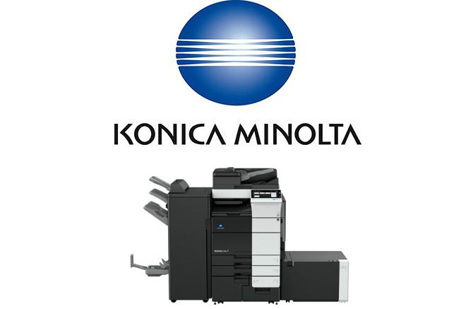 Konica Minolta bizhub C659, C759