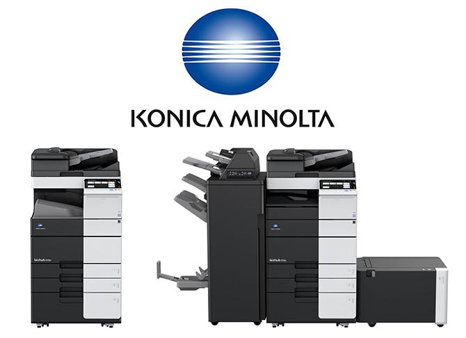 Konica Minolta обновила линейку МФУ bizhub 308e, 368e, 458e, 558e, 658e