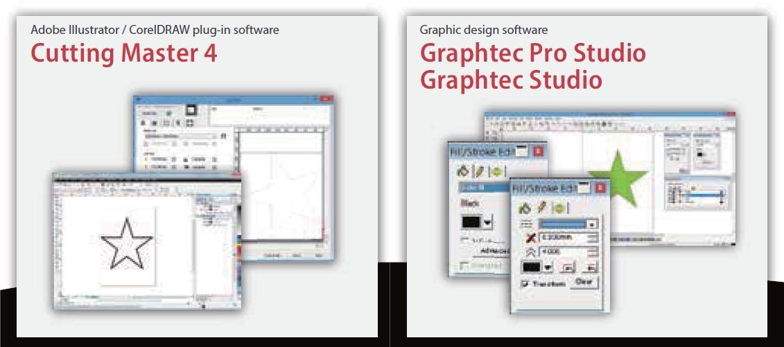 Обновление оригинального ПО Graphtec Cutting Master 4