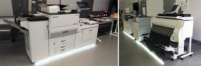 Печатающая техника Ricoh