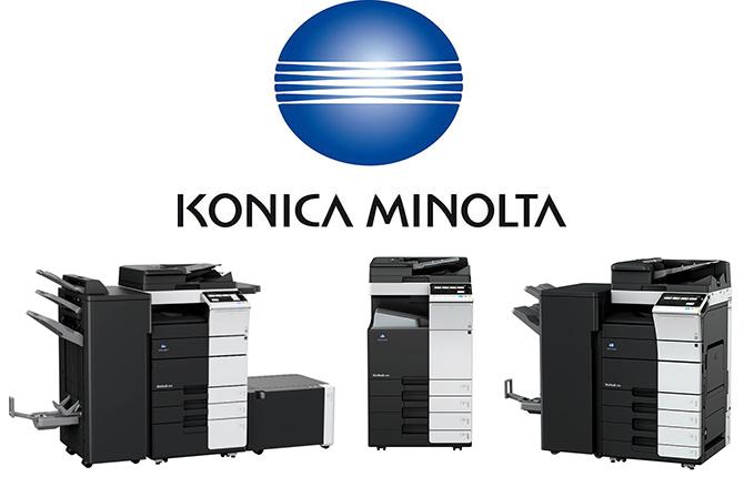 Пополнение ассортимента продуктами Konica Minolta
