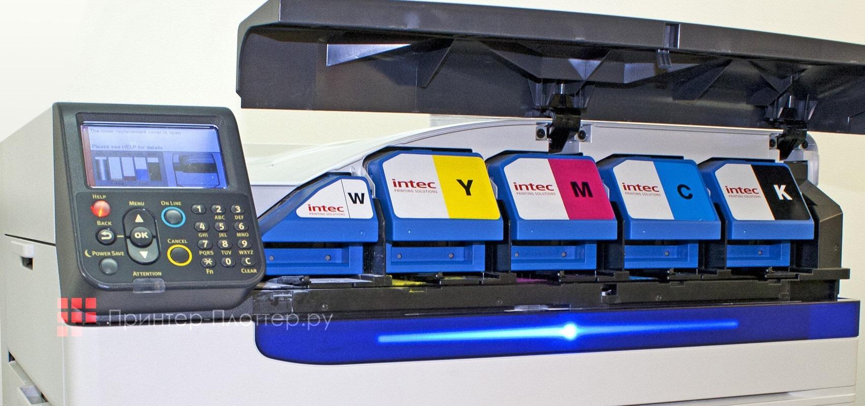IntecColorSplash CS5000. Высококачественное производственное устройство