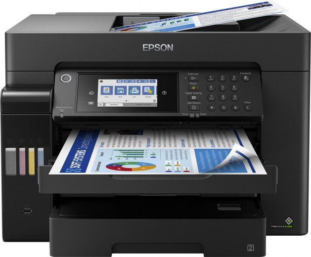 МФУ Epson L15150 и L15160