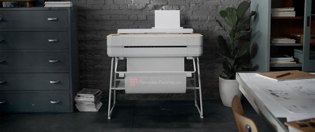 Струйные плоттеры HP DesignJet серии Studio