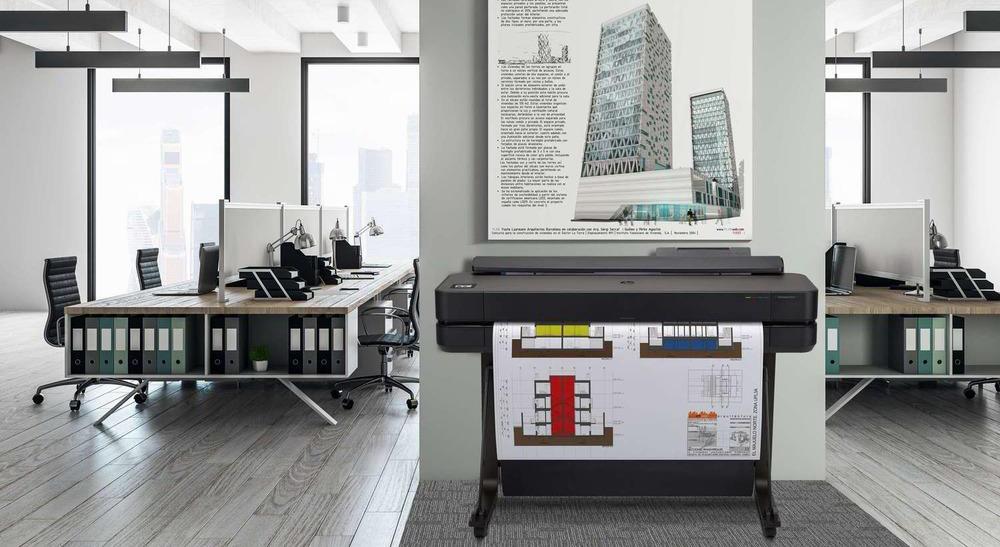 Струйные плоттеры HP DesignJet серии T600