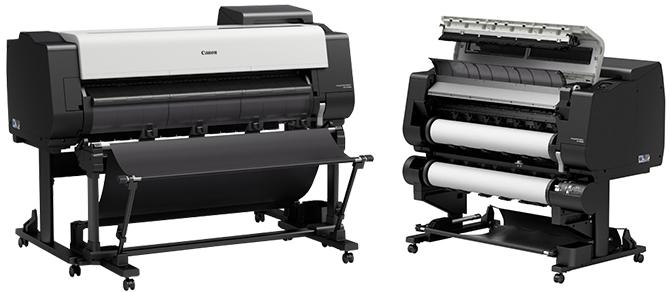 Новинки в инженерной серии — плоттеры Canon imagePROGRAF TX-2000, TX-3000 и TX-4000. Новая усиленная платформа