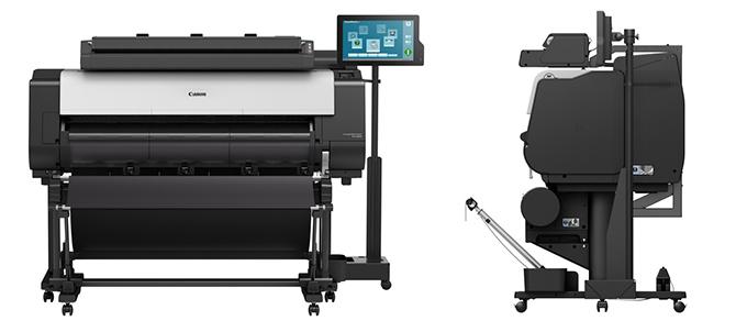 Новинки в инженерной серии — плоттеры Canon imagePROGRAF TX-2000, TX-3000 и TX-4000. Широкоформатное МФУ