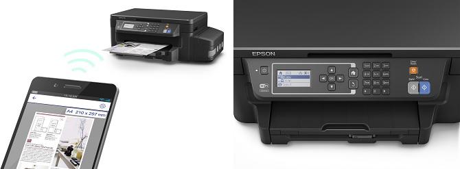 Новые Фабрики печати Epson. Простое управление и мобильная печать