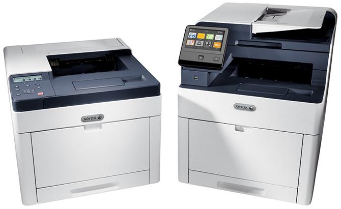 Xerox Phaser 6510 и Xerox WorkCentre 6515