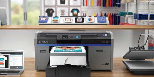 Epson SureColor SC-F2100. DTG—принтеры EPSON