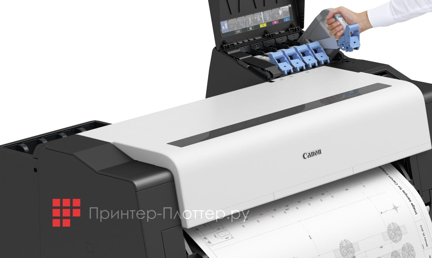 Серия Canon imagePROGRAF TX. Новый уровень производительности