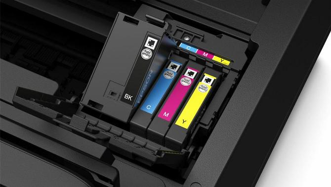 Epson WorkForce WF-7000. Картриджи