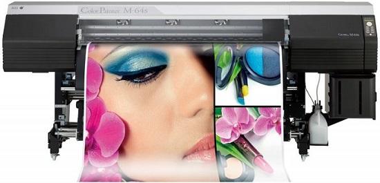 OKI ColorPainter M-64s