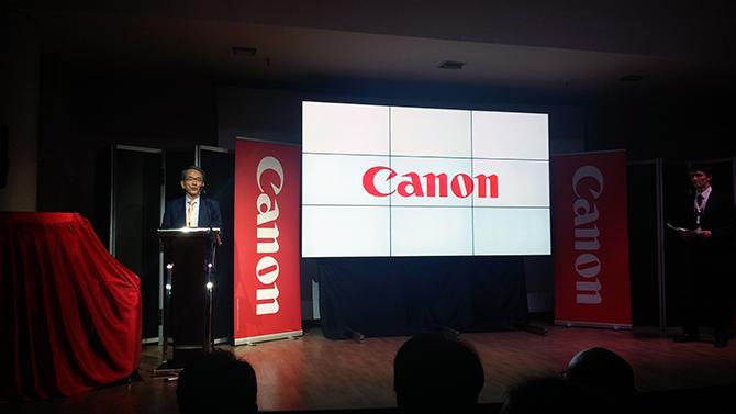 Партнерская Конференция Canon 2016
