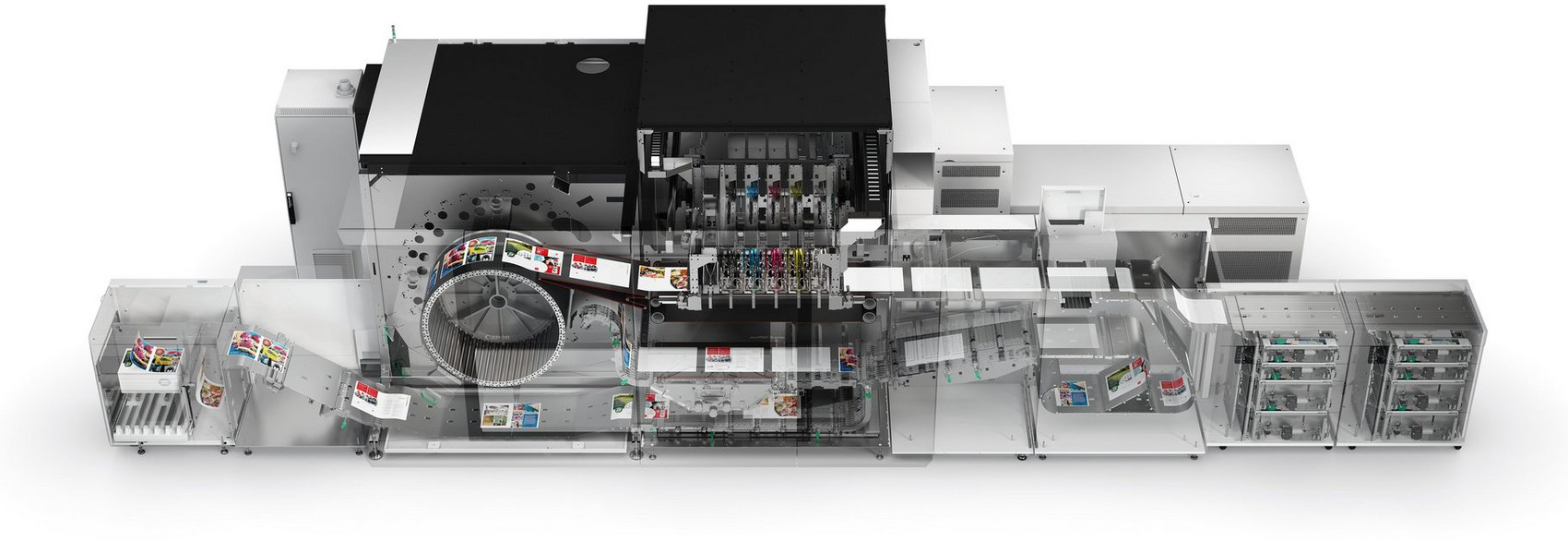 Canon varioPRINT серии iX. Переход на струйную печать