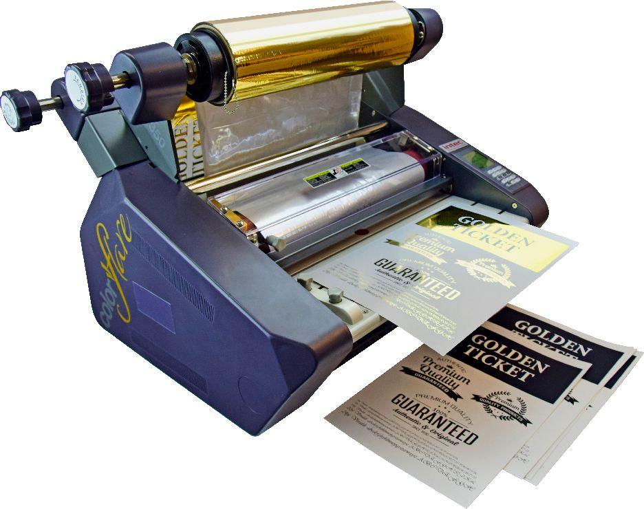 Ламинатор Intec ColorFlare CF350