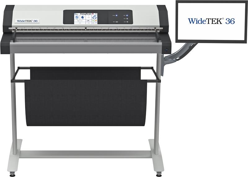 Сканер широкоформатный WideTEK 36-600 MFP