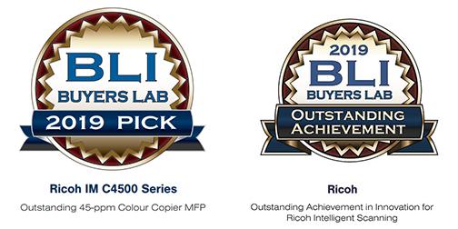 Две награды Buyers Lab