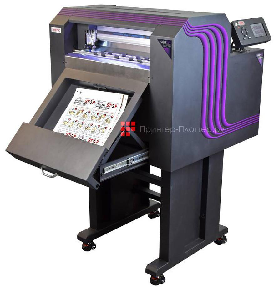 Intec ColorCut SC5000. Основные особенности аппарата