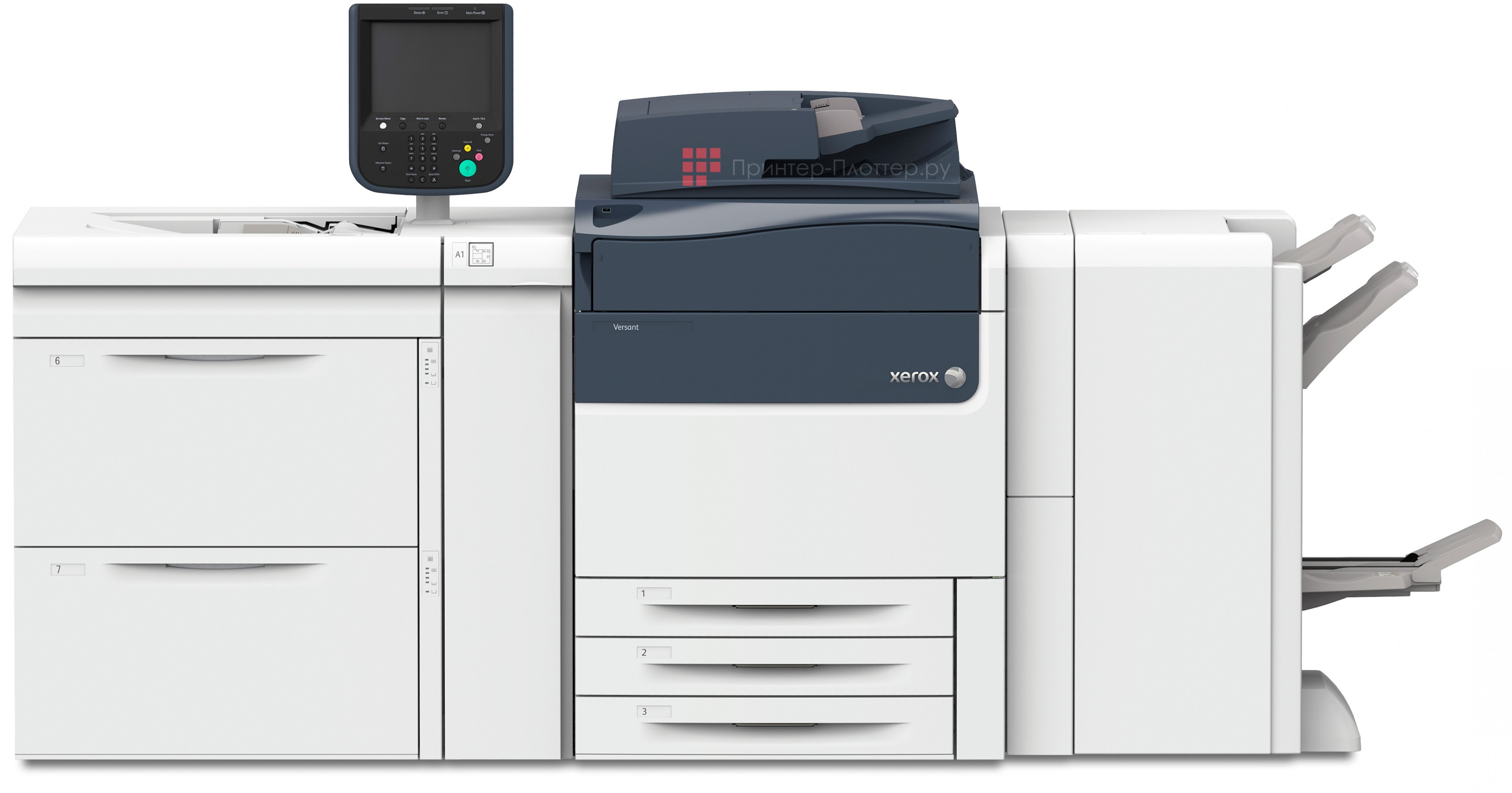 Xerox Versant 280 Press. Основныекритерии выбора