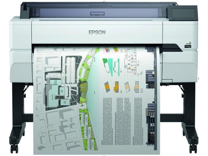 Epson SureColor SC-T5400M. Идеальное решение для графики