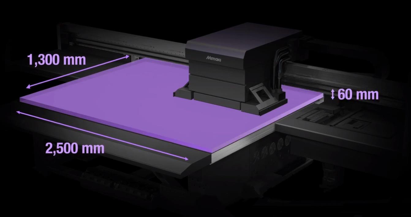 Mimaki JFX600-2513 и JFX550-2513. Печатать на различных носителях