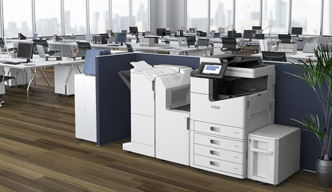 Epson WorkForce Enterprise. Печать для больших рабочих групп