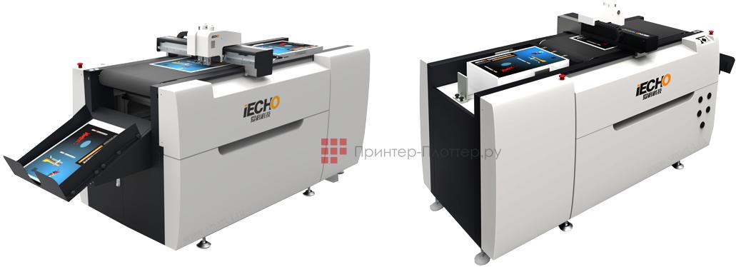iECHO PK — серия компактных режущих плоттеров