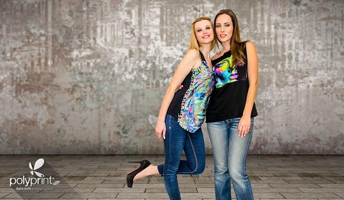 Текстильные принтеры Polyprint. Создание модной одежды