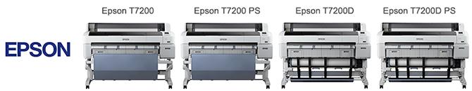 Производительные плоттеры CAD/GIS компании Epson