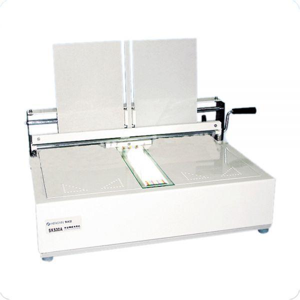 Аппарат для сборки переплетных крышек