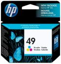 Картридж HP 49 (color), 23 мл