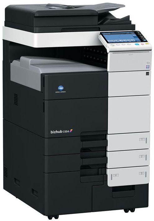 Konica Minolta Bizhub C654 Printer PCL/PS/Fax Treiber