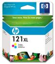 Картридж HP 121XL (color), 440 стр.