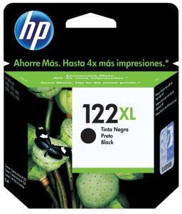 Картридж HP 122XL (black), 480 стр. CH563HE HP