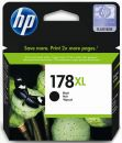 Картридж HP 178XL (black), 550 стр
