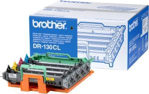 Фотобарабан Brother DR-130CL набор, 4 шт. x 17000 стр. DR130CL Brother