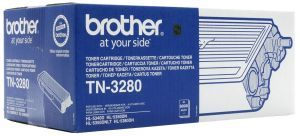 Тонер-картридж Brother TN-3280 (black), 8000 стр TN3280 Brother