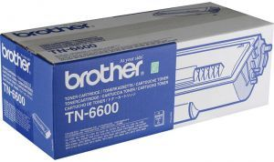 Тонер-картридж Brother TN-6600 (black), 6000 стр TN6600 Brother