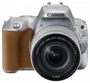 Фотоаппарат Canon EOS 200D 18–55 IS STM (silver)