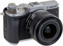 Фотоаппарат Canon EOS M6 15–45 IS STM (silver)