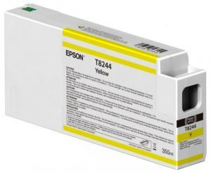 Картридж Epson T8244 Ultrachrome HDX (yellow) 350 мл C13T824400 Epson