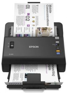 Сканер Epson WorkForce DS-860N B11B222401BT Протяжные сканеры Epson