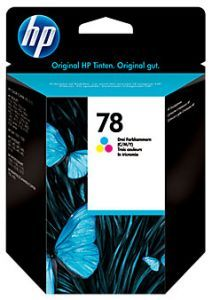 Картридж HP 78 XL (color), 1200 стр C6578AE Архив моделей HP