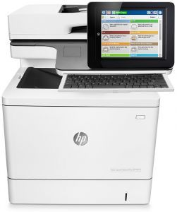 МФУ HP Color LaserJet Enterprise M577c B5L54A HP
