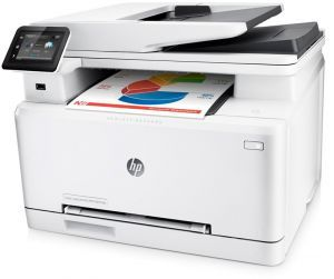 МФУ HP Color LaserJet Pro M277dw B3Q11A HP