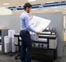 Широкоформатное МФУ HP Designjet T3500 36-in Production eMFP (B9E24B)