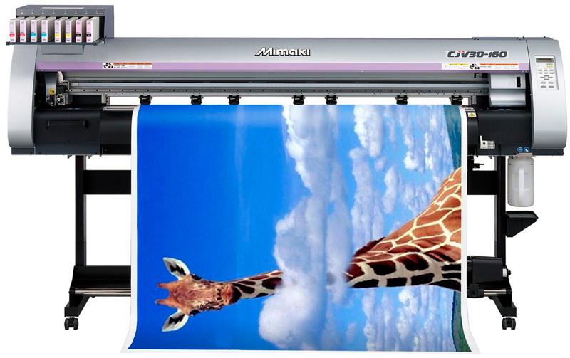 выбор принтера для печати на пленке включать поворотники при