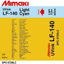 Чернила Mimaki LF-140 (light cyan), 600 мл